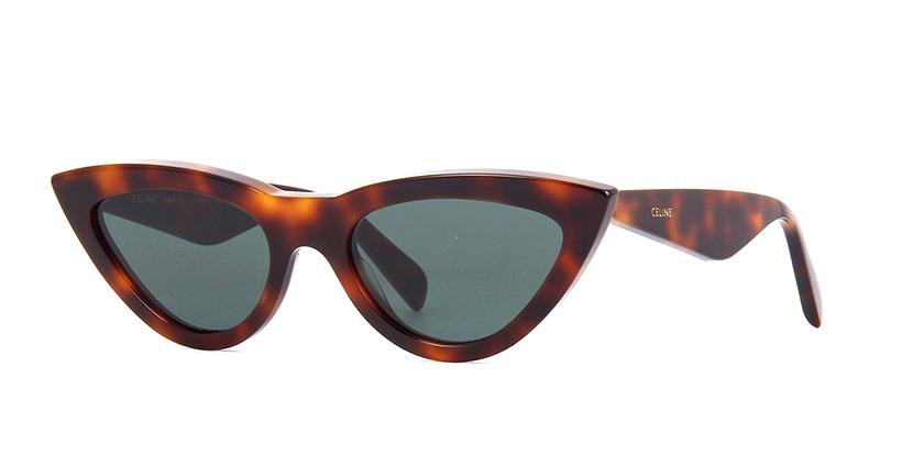 Celine CL4019IN 53N Green Sunglasses | Pretavoir