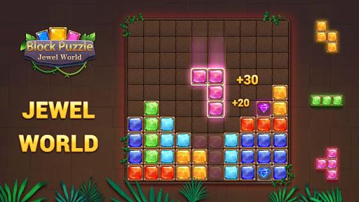 Block Puzzle - Jewels World apktram screenshots 6