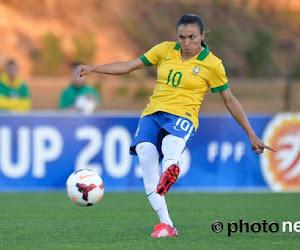 'Vrouwelijke Ronaldinho' pakt meteen twee records op WK voor vrouwen
