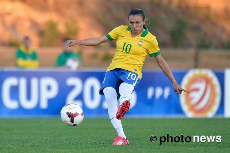 Mondial féminin: la Squadra, le Brésil et un derby