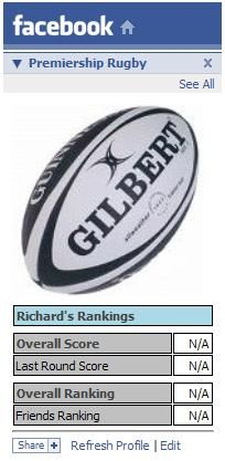 Rugby Premiership