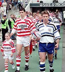 Bath v Wigan, 1996