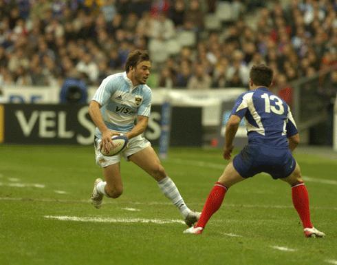 Argentina v France