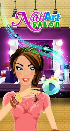 Nail Salon Fashion Game: Manicure pedicure Art Spa 1.5 screenshots 7