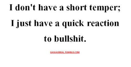 Photo: good quote i love it! i used to tell jerks something similar to this all the time