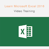 Learn Microsoft  Excel 2016