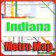 Download Indiana USA Metro Map Offline For PC Windows and Mac