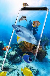 Download Aquarium Fish Live Wallpaper HD Koi Pond 2018 3D For PC Windows And Mac