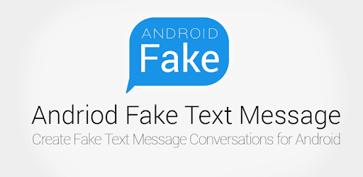 android fake text message apps on google play