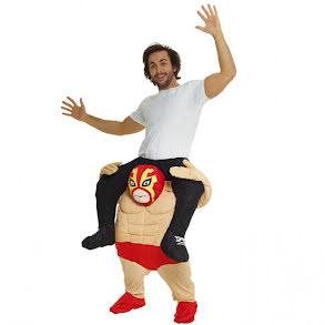 Morphsuit, Piggyback Wrestler
