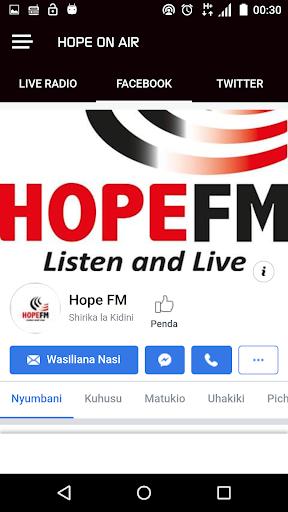 Hope On Air screenshots 3