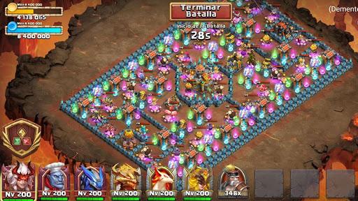Castle Clash: Epic Empire ES 1.6.44 screenshots 8