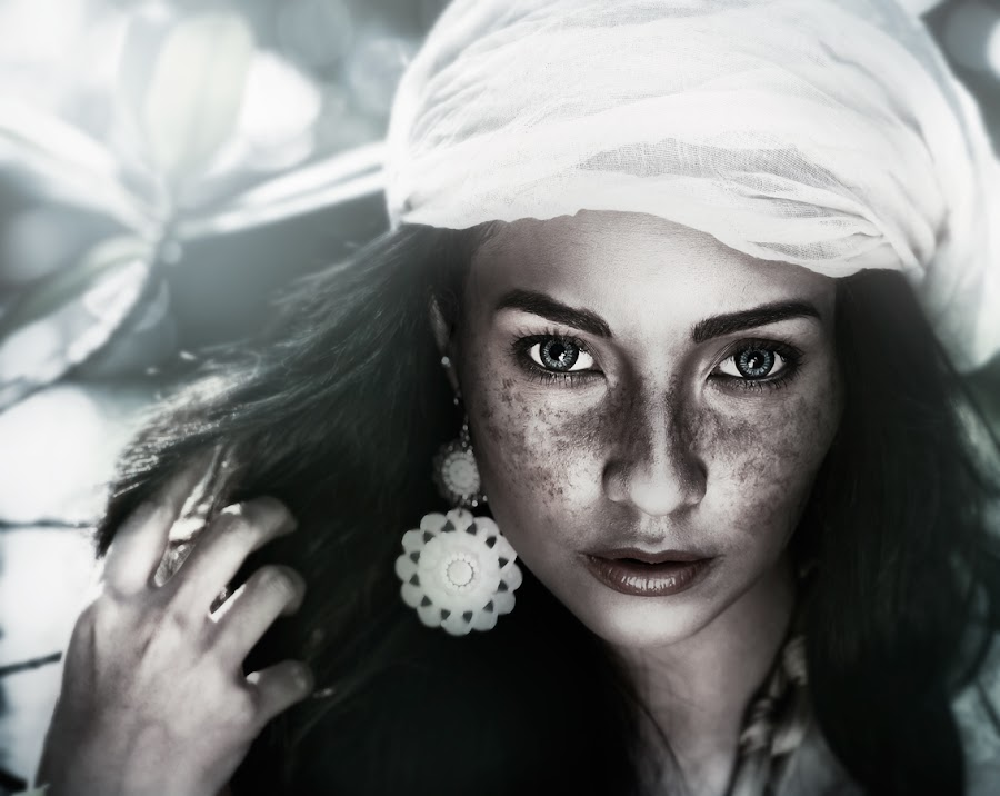 by Tristan Dumlao - People Portraits of Women