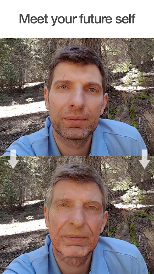 FaceApp- screenshot