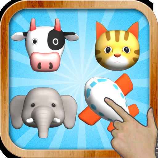 스피드 캐치 3D 拼字 App LOGO-硬是要APP