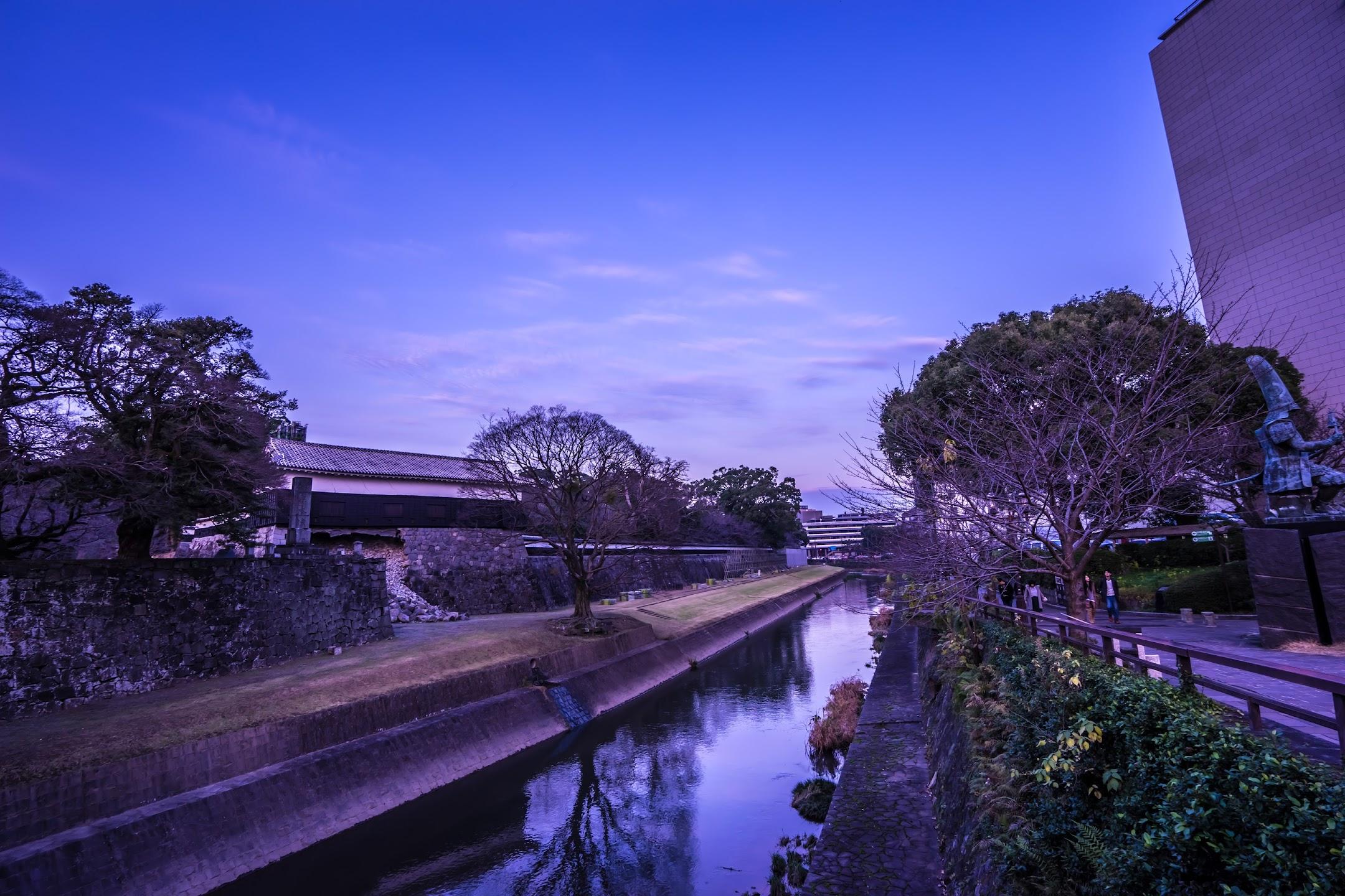 Kumamoto Castle Miyuki Bridge1