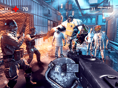 UNKILLED Mod Apk- Zombie Games FPS 10