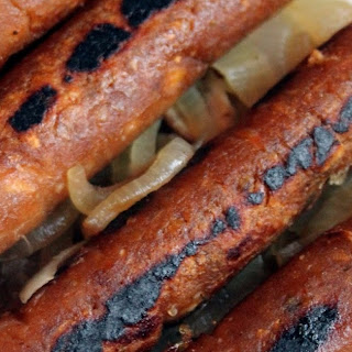 Vegan Sausages.