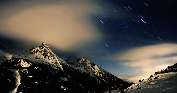 Movements of stars di Yanez