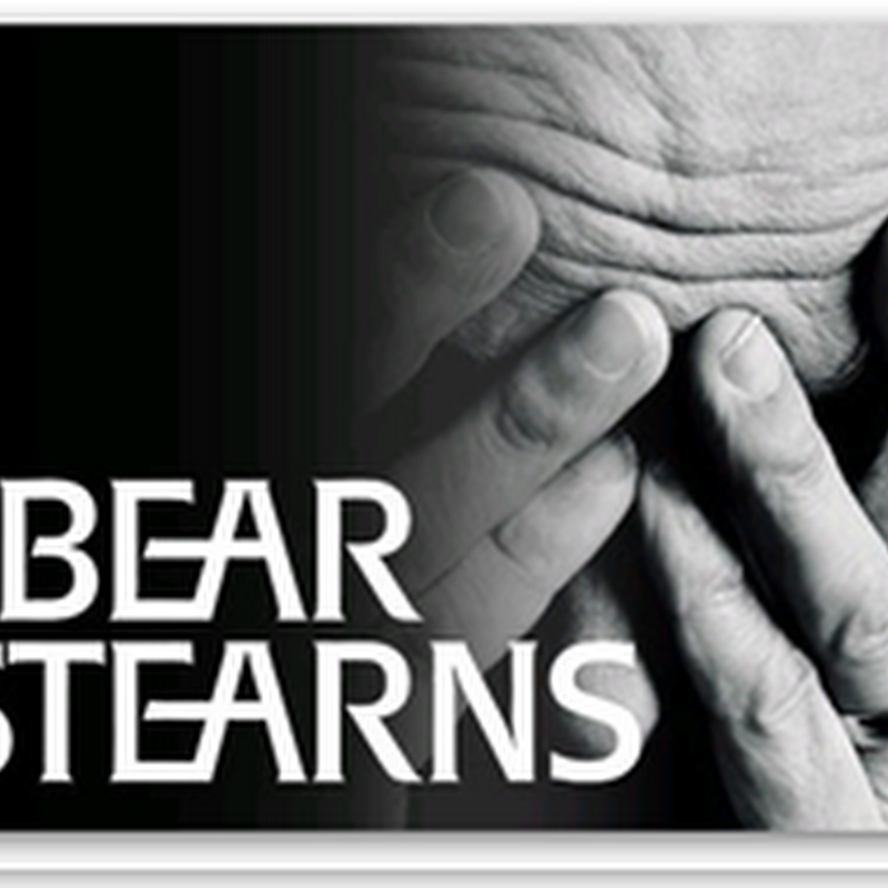 Bear Stearns Calls in Grief Counselors