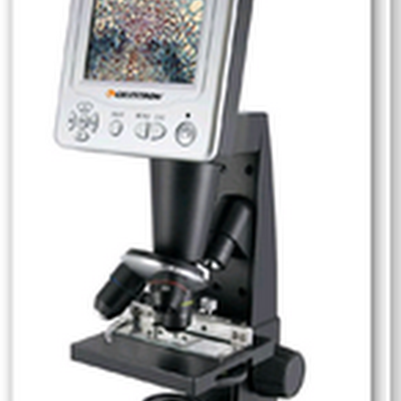 Celestron to debut new LCD digital microscope at CES