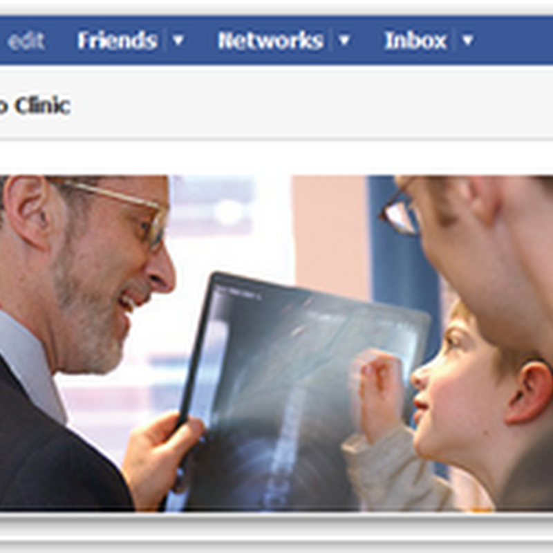 Facebook and the Mayo Clinic