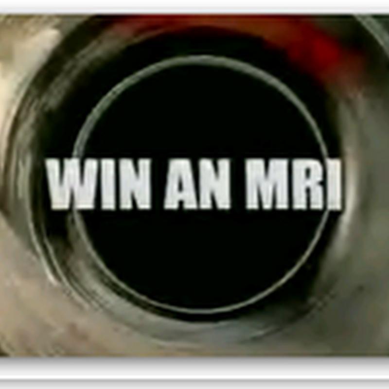 Win An MRI - 2 Winners!