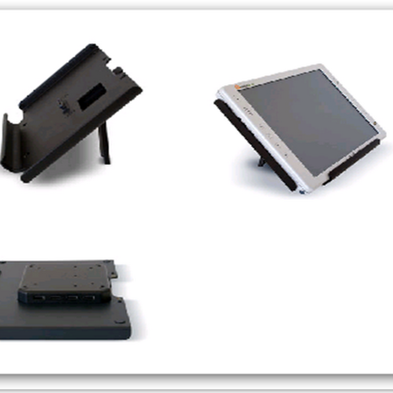 Mobility Matters™: Tablet PC Mounting Solutions - Sahara i440D