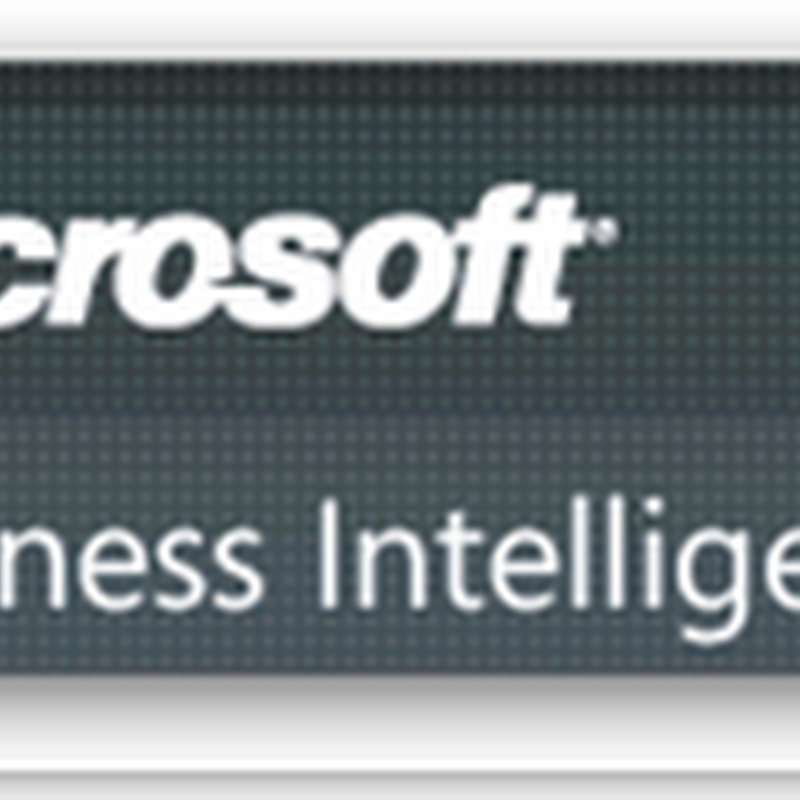 Gartner's Business Intelligence Top Ranking -- Microsoft Business Intelligence