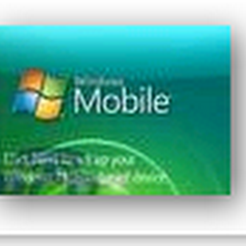 Windows Mobile 6 wins Best Mobile Enterprise Product or Service