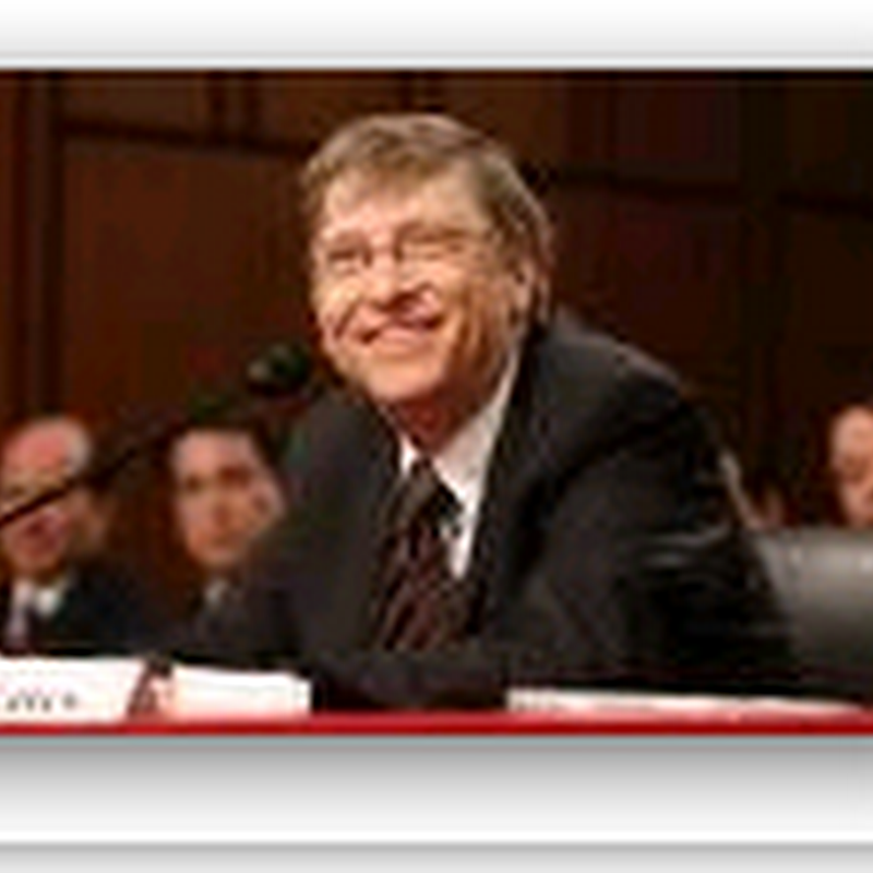 Bill Gates Testifies before Congress - more technology education needed before the US falls behind....