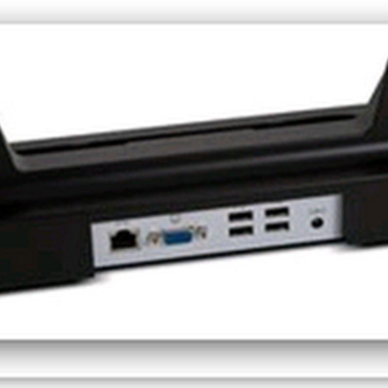 Dock for Tablet Kiosk EO