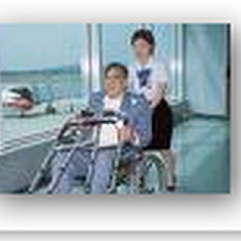 Wheelchair-Bound to Airlines: A Little Help?