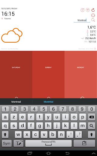 玩天氣App|7中国天的免费天气免費|APP試玩