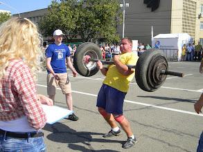 Photo: Не всем удавалось сразу найти верный подход к выполнению упражнения...