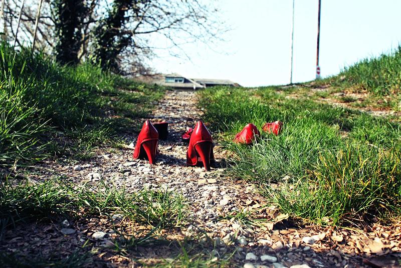 red shoses di elettra_cannarozzi