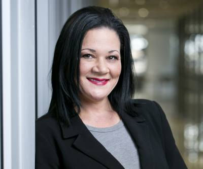 Robyn Newel, Human Resources Director, Westcon-Comstor Middle East and Sub-Saharan Africa