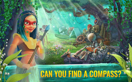 Lost World Adventure – Hidden Object Mystery Game ss1