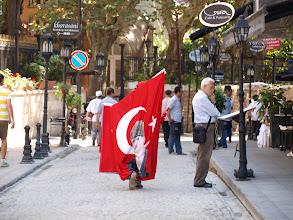 Photo: idący Ataturek