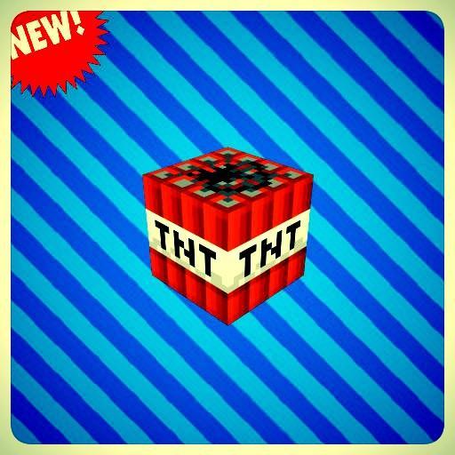 Mod More TNT For MCPE! ~