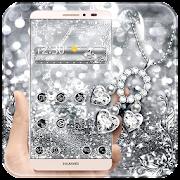 App Silver Diamond Theme Deluxe APK for Windows Phone