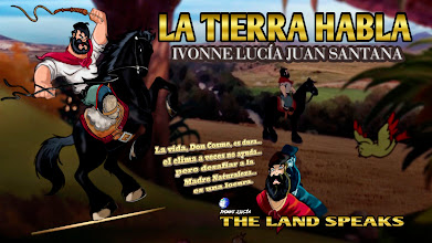 Photo: LA TIERRA HABLA. DÍA DE LA TIERRA @ IVONNE LUCÍA JUAN SANTANA. Reservados todos los derechos Código: 1404220635377