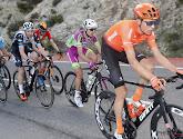 Van Hooydonck, Bernal en Contador brachten de dag elk op hun eigen manier door