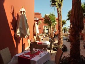 Photo: #018-Le restaurant de Sinai Bay 2011