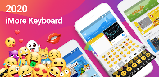 iMore Emoji Keyboard - Cool Font, Gif & 3D Themes - Apps on