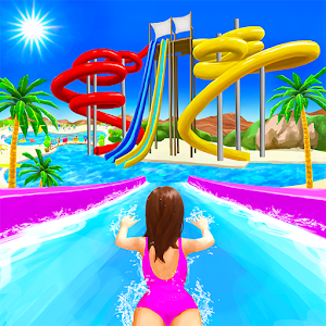 Uphill Rush Water Park Racing v3.50.6 MOD APK Free Store/Shopping