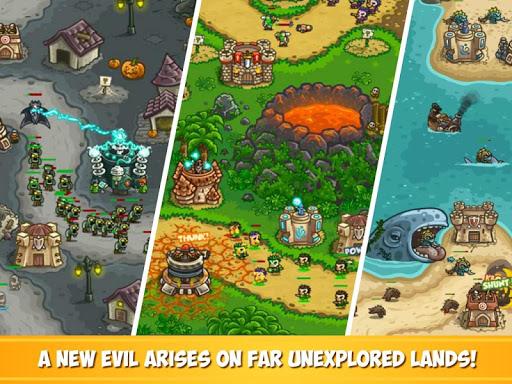 Kingdom Rush Frontiers apkdebit screenshots 7
