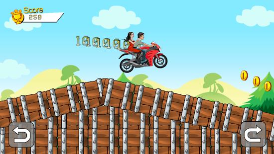Hill Racer - náhled