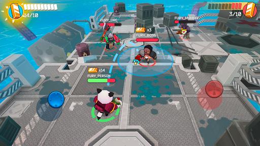 Fury Wars - online shooting game, third person. apktram screenshots 3