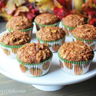 Fall Harvest Muffins #TheRecipeReDux